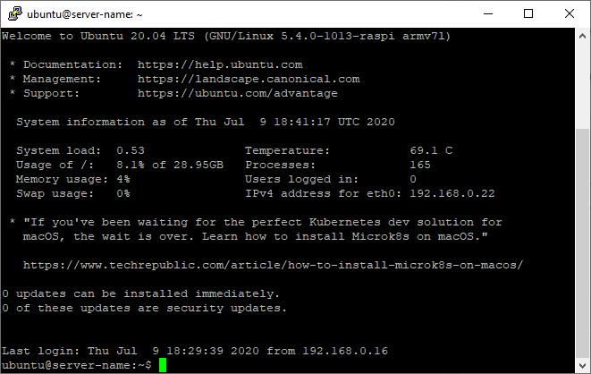 Ubuntu 20.04 Server: How to permanently rename an Ubuntu 20.04 Server.