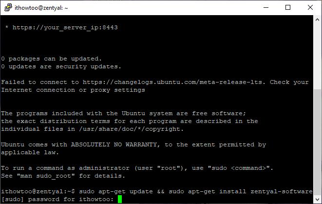 Zentyal 6.2: Updating Zentyal 6.2 Core components.