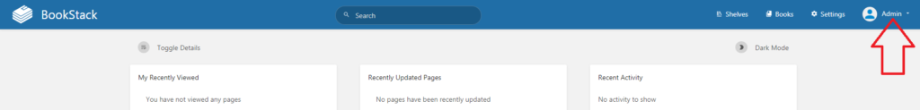 Installing Bookstack wiki on AWS free instance.