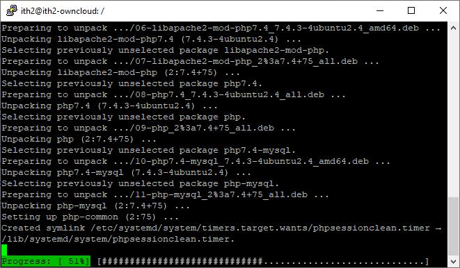 How to install LAMP on freshly installed Ubuntu 20.04 Server.