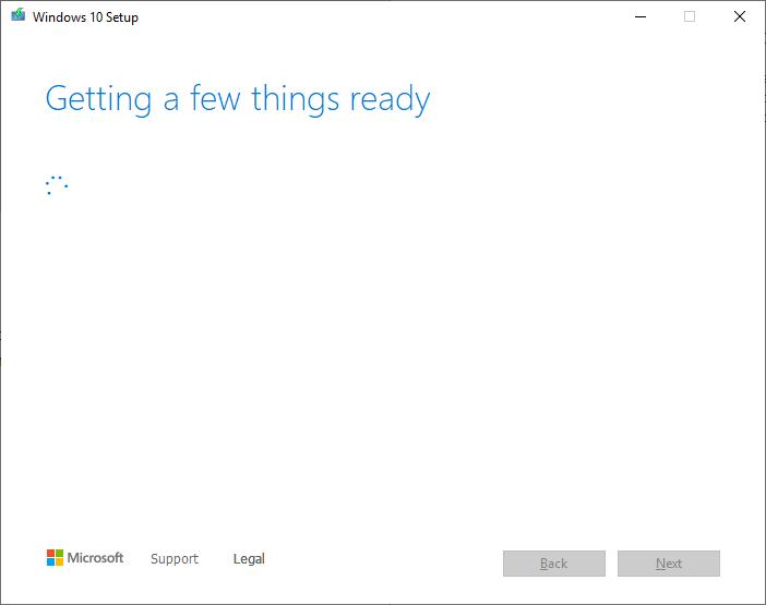 Windows 10: Create a Windows 10 Installation ISO.