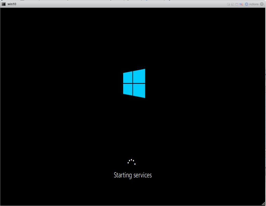 Create a Windows 10 ISO - booting
