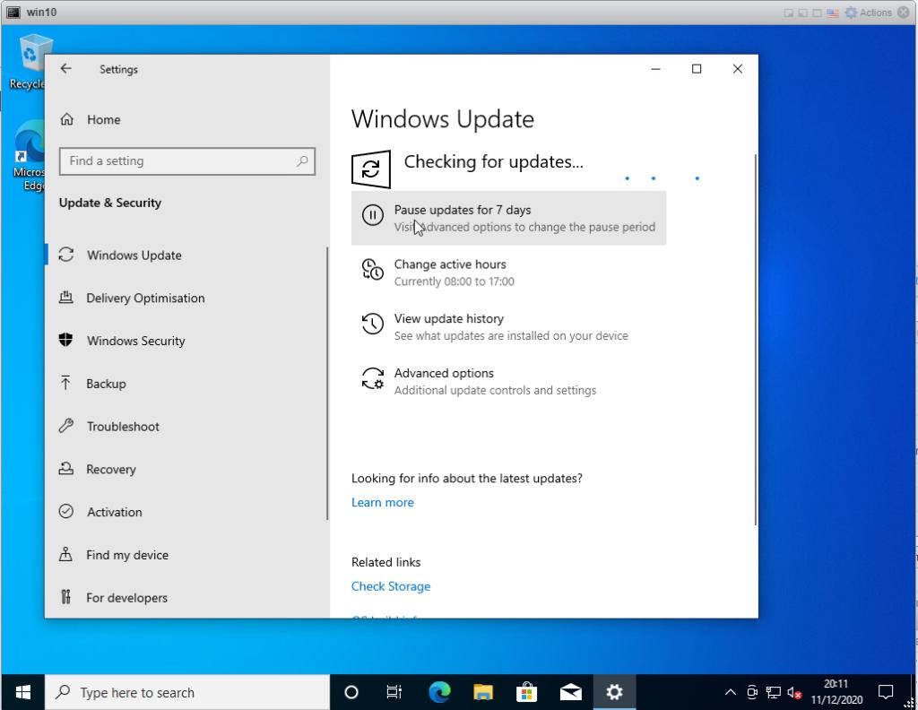 Windows 10: How to install Windows 10 updates.