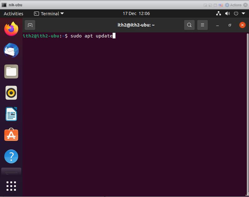 Ubuntu 20.04: How to install Keepass.