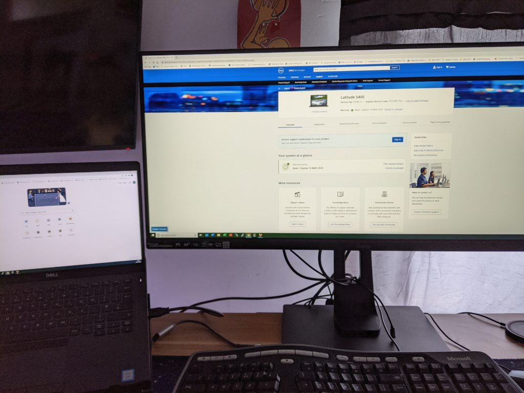"Iiyama ProLite XUB3493WQSU 34"" Ultra Wide monitor arrived - 07/03/2021"