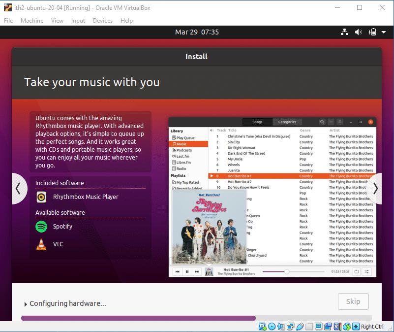 How to create an Ubuntu VM on VirtualBox and Install Ubuntu 20.04 Desktop