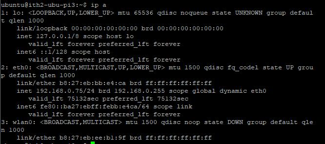 How to configure a static IP address on Ubuntu 20.04